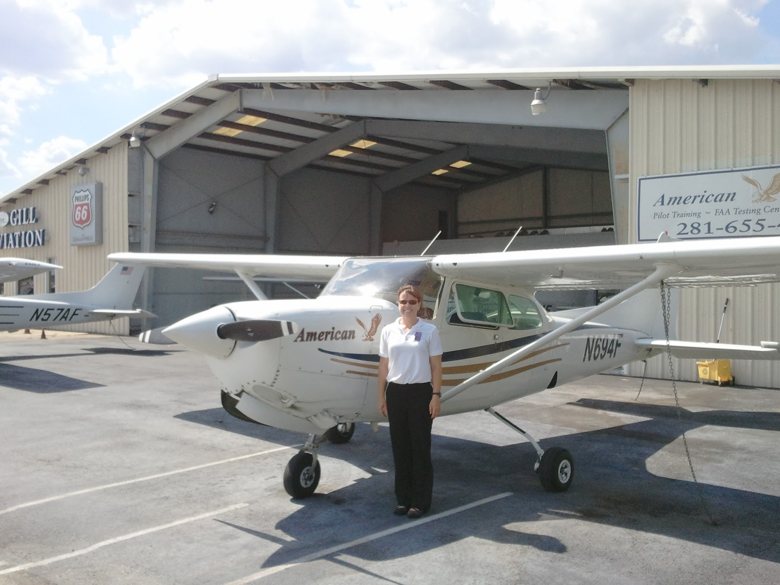 The Girls With Wings Blog: Life as a CFI