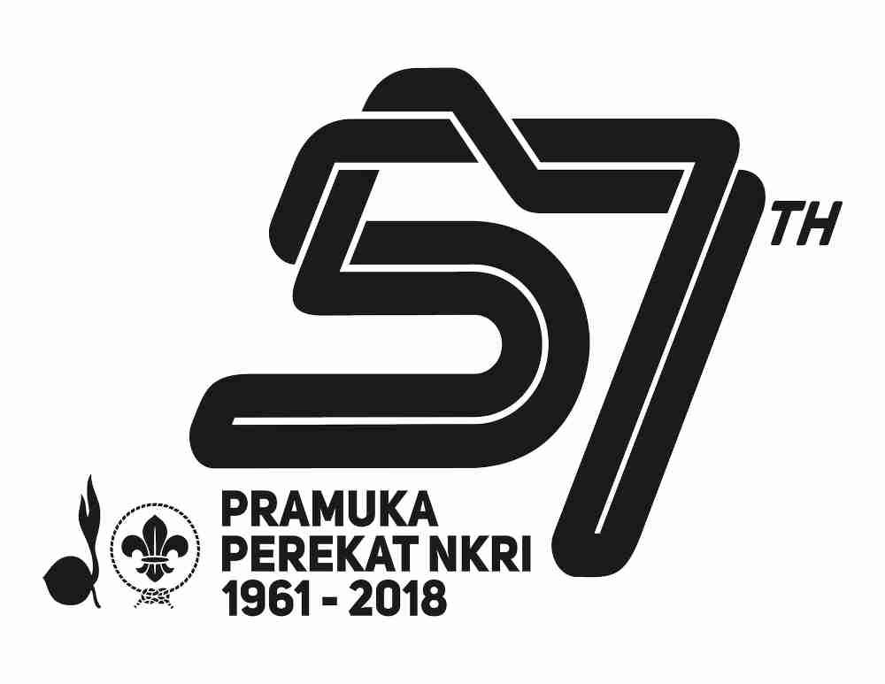 Tema dan Logo Hari Pramuka Ke-57 Tahun 2018 - BLOGGER PRAMUKA