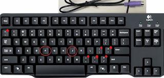 tombol rahasia komputer