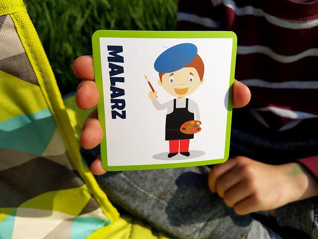 Sprytne oko - Mały tropiciel - A ty kim chcesz zostać - proste gry karciane dla całej rodziny - gry i zabawki dla dzieci - Artyk -KupZabawkę.pl - prezent na Dzień Dziecka