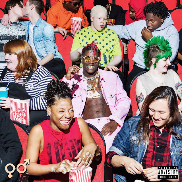 """#Topic """"Teenage Emotions"""" Lil Yachty's New Album Cover"""