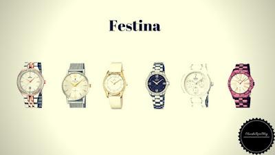 Relógios Femininos da Festina - Top 12 Marcas de Relógios Femininos (com Fotos)