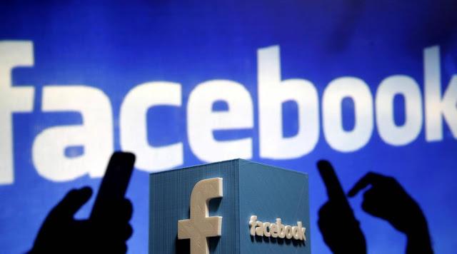 فيسبوك يحذف 583 مليون حساب مزيف