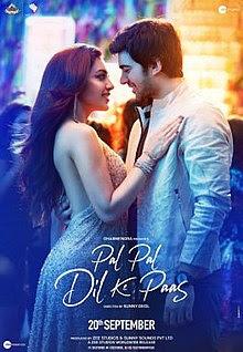 Pal Pal Dil Ke Paas 2019 Hindi 720p WEB HDRip 1Gb x264 world4ufree