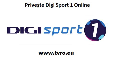 Digi Sport 1 Online