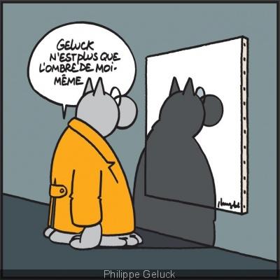 Bien Sur L Art Et Le Chat Geluck