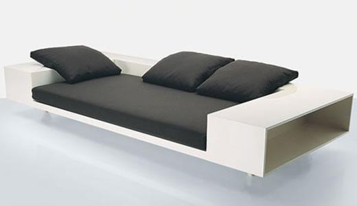 Design Of Modern Minimalist Sofa
