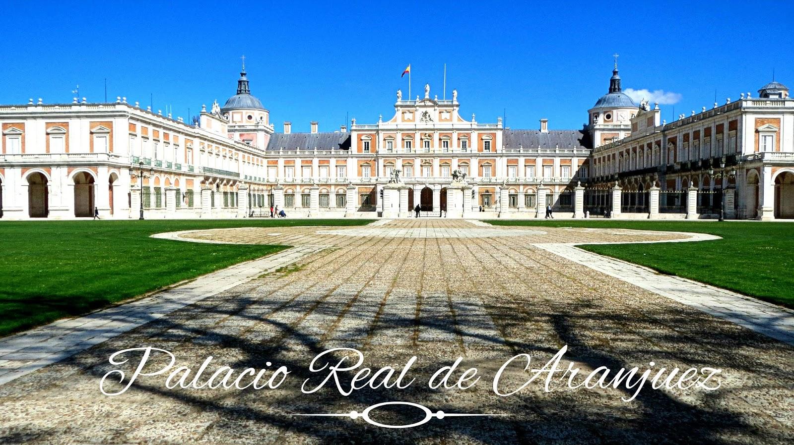 Las im genes que yo veo palacio real de aranjuez el m s for Los jardines de aranjuez