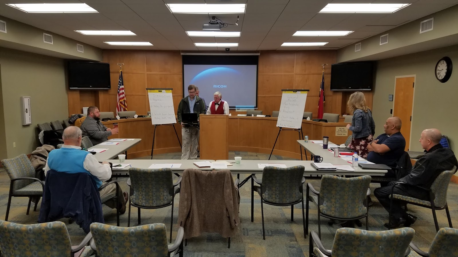 2020 Strategic Planning Session Franklin Town Council