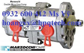 Máy bơm Marzocchi Micro bánh răng - Ms Vỹ 0932 600 412