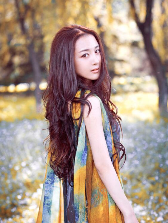 Chinese Beautiful Actress Li Xiao Lu - Gallery Celebrity