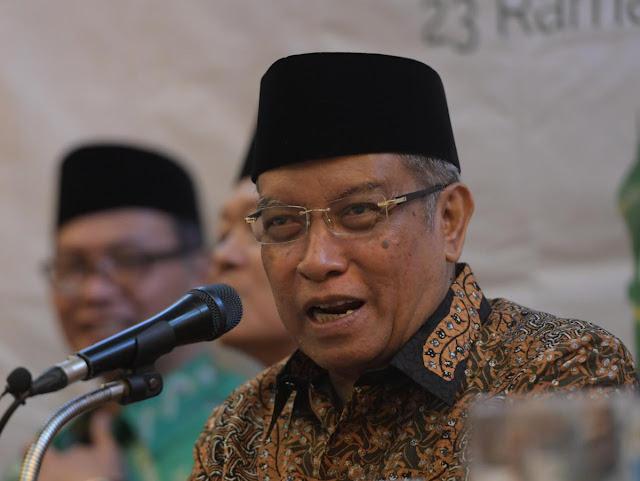 Aqil Siroj: Anies Selesaikan Dulu Jadi Gubernur di Jakarta