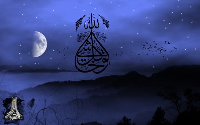 تصاميم جزائرية: الله خالق كل شيء