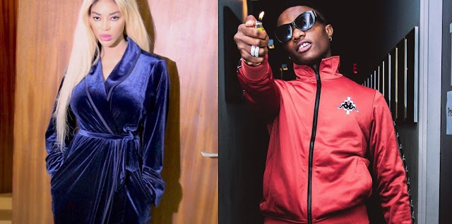 """""""Dencia Calls Out Wizkid For Fathering A Child With His Manager Jada Pollock @gmnaija.com"""""""