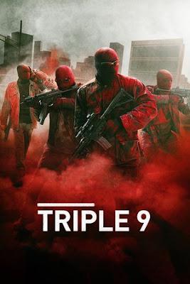 Triple 9 (2016) Bluray
