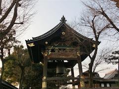 西本願寺鐘楼