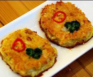 resep Nokdu bindaetteok (녹두빈대떡)