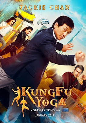 Kung Fu Yoga 2017 Dual Audio 720p HC HDRip 1.1Gb