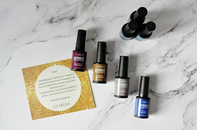 Galaktyczny manicure | Nowości marki Claresa