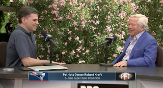 Robert Kraft: Tom Brady Plans To Play Six Or Seven More Years