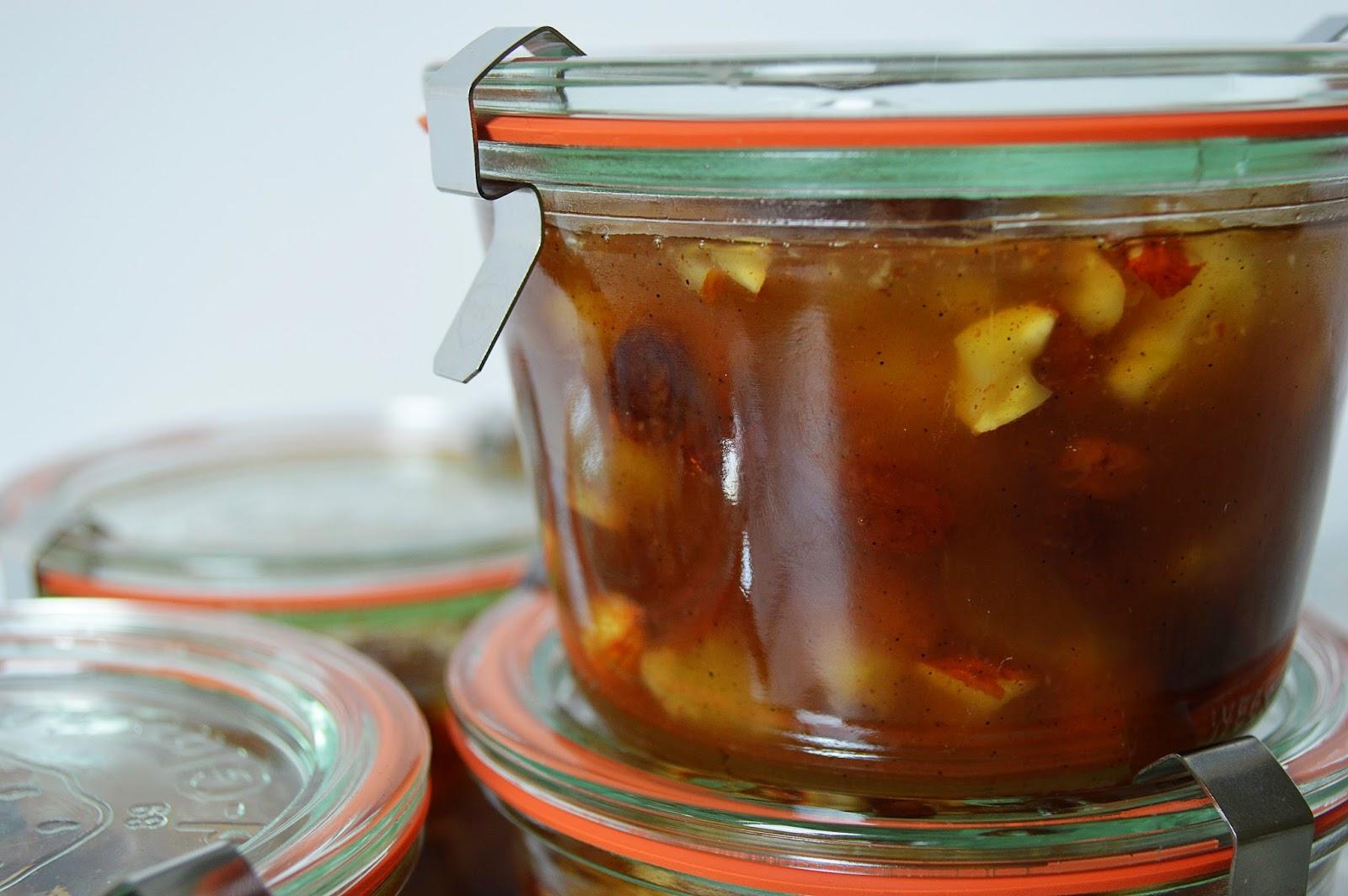 Spiced Apple Jam Recipe   Motte's Blog