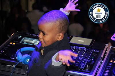 DJ Arch Jr Breaks Guinness World Record To Become The Youngest Club DJ In The World