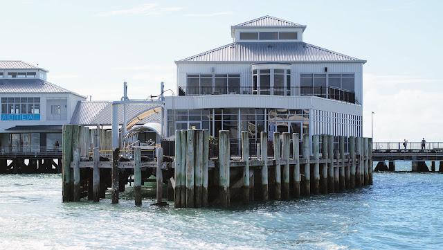 Devonport Auckland Ferry Terminal