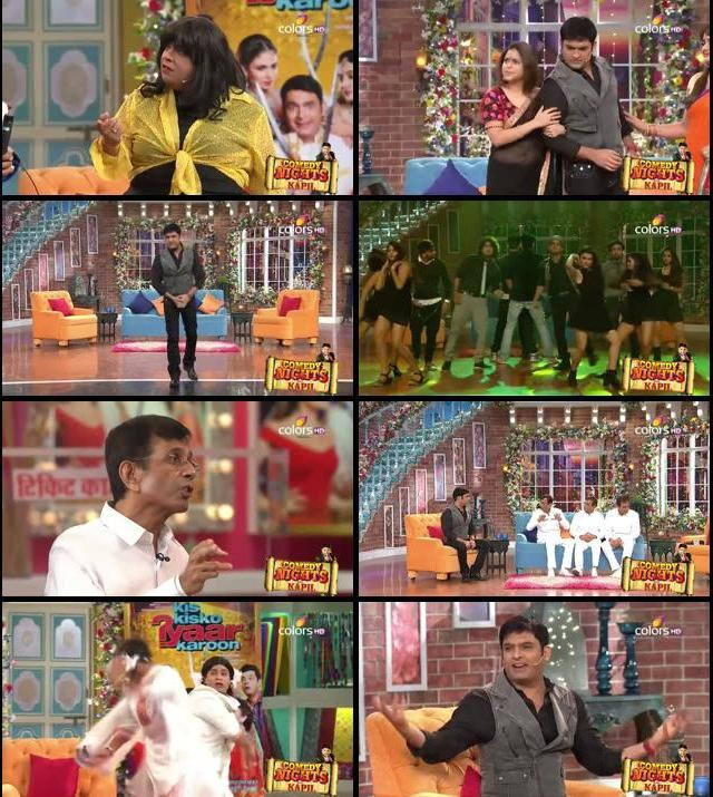Comedy Nights With Kapil 20 Sep 2015 HDTV 480p