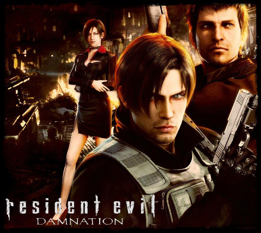 Resident Evil Damnation Trailer Arrives Leon Is Back In Action