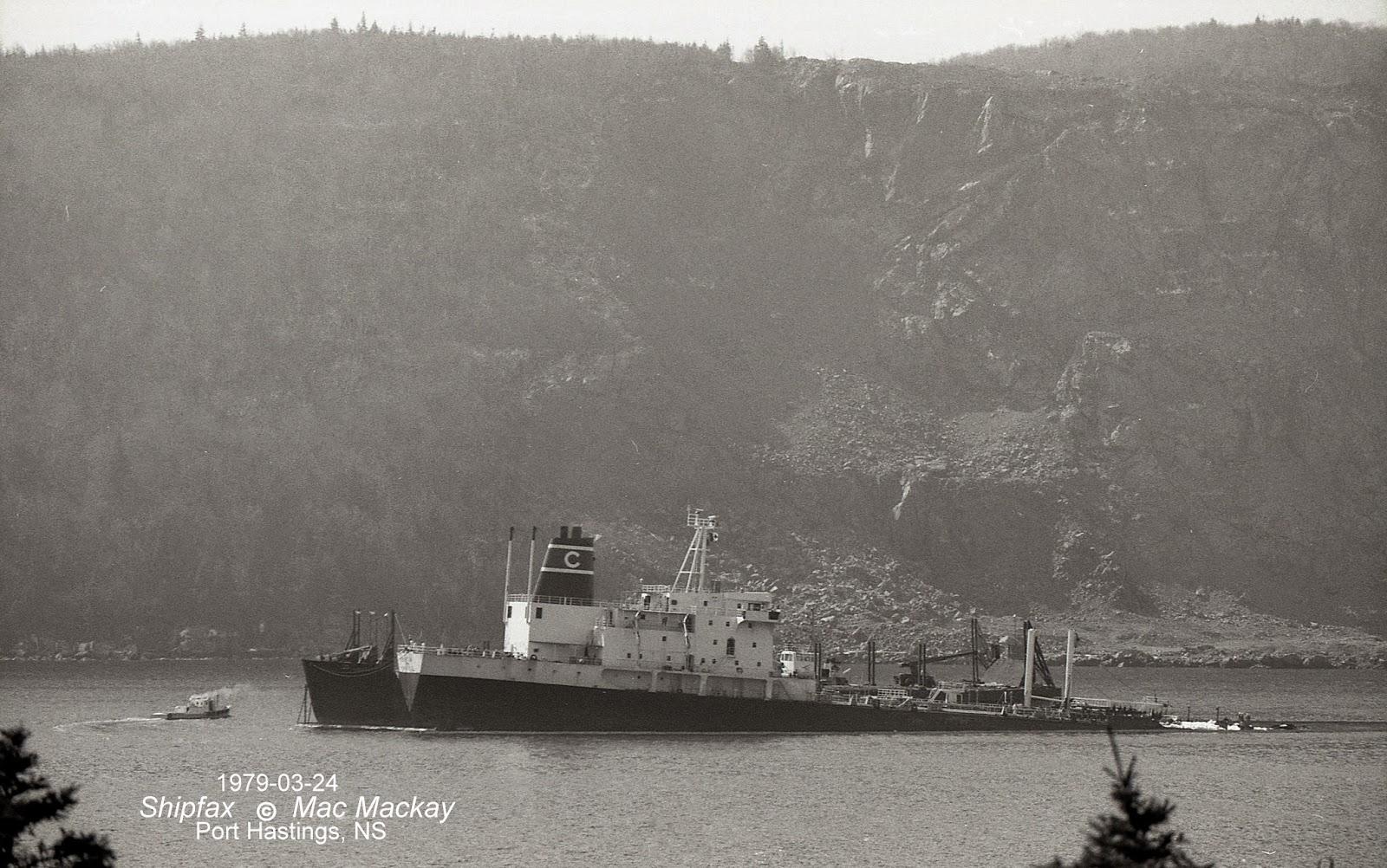 Shipfax Canadian Coast Guard Part 3 Lesser Lights