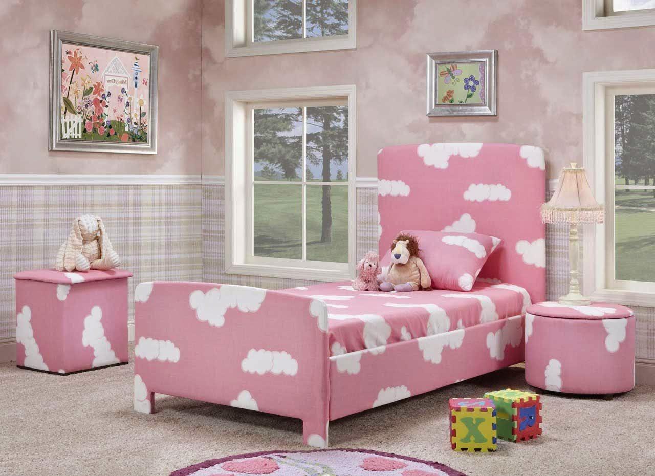 Desain Kamar Bertema Pink, Bagus Deh Buat Remaja Putri ...