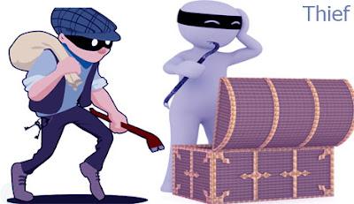 thief occupation