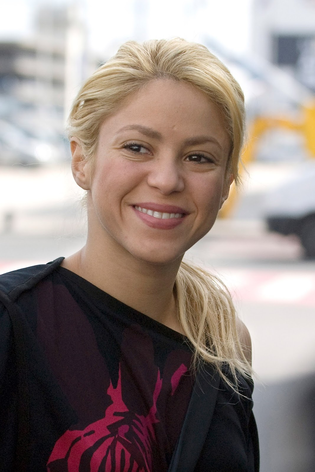 Shakira Shakira Without Makeup-6766