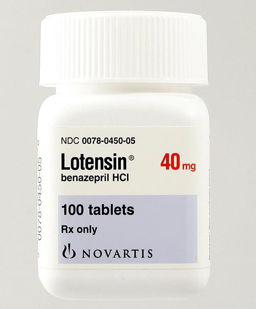 دواعى إستعمال لوتنسين Lotensine لعلاج أرتفاع ضغط الدم