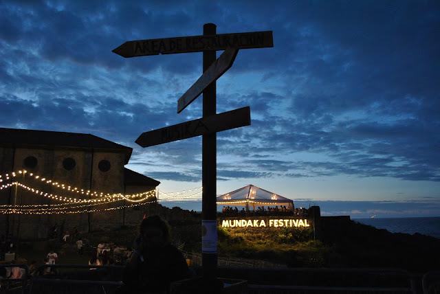 Mundaka, Mundaka Festival, Mundaka Festival 2017, Santa Katalina, recinto