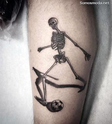 Tatuajes de Fútbol