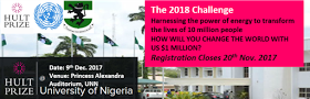 UNN Hult Prize Challenge 2018 Application Guide