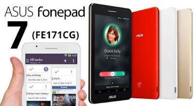 Cara Root Asus Fonepad 7 FE171CG Tanpa PC Lollipop Terbaru