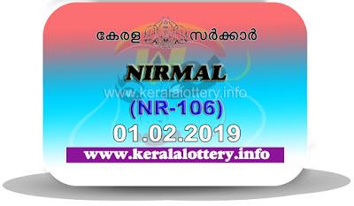 "KeralaLottery.info, ""kerala lottery result 01 02 2019 nirmal nr 106"", nirmal today result : 01-02-2019 nirmal lottery nr-106, kerala lottery result 1-2-2019, nirmal lottery results, kerala lottery result today nirmal, nirmal lottery result, kerala lottery result nirmal today, kerala lottery nirmal today result, nirmal kerala lottery result, nirmal lottery nr.106 results 01-02-2019, nirmal lottery nr 106, live nirmal lottery nr-106, nirmal lottery, kerala lottery today result nirmal, nirmal lottery (nr-106) 1/2/2019, today nirmal lottery result, nirmal lottery today result, nirmal lottery results today, today kerala lottery result nirmal, kerala lottery results today nirmal 1 2 19, nirmal lottery today, today lottery result nirmal 1-2-19, nirmal lottery result today 1.2.2019, nirmal lottery today, today lottery result nirmal 01-02-19, nirmal lottery result today 1.2.2019, kerala lottery result live, kerala lottery bumper result, kerala lottery result yesterday, kerala lottery result today, kerala online lottery results, kerala lottery draw, kerala lottery results, kerala state lottery today, kerala lottare, kerala lottery result, lottery today, kerala lottery today draw result, kerala lottery online purchase, kerala lottery, kl result,  yesterday lottery results, lotteries results, keralalotteries, kerala lottery, keralalotteryresult, kerala lottery result, kerala lottery result live, kerala lottery today, kerala lottery result today, kerala lottery results today, today kerala lottery result, kerala lottery ticket pictures, kerala samsthana bhagyakuri"
