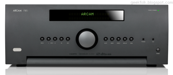 Arcam AVR850: Seizing the crown