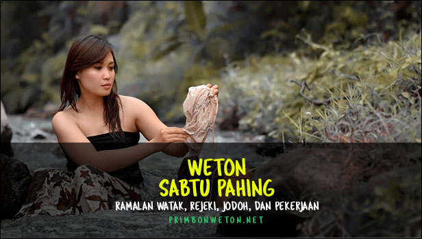 Weton Sabtu Pahing