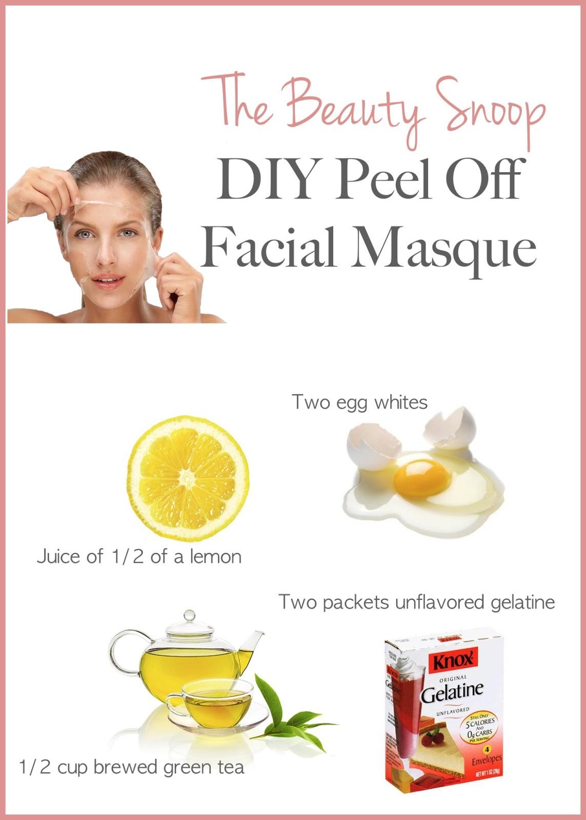 Natural Detox Recipe For Skin