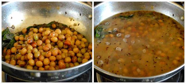 Karnataka Style Togari Kaalu Saaru/Togarikayi Gravy