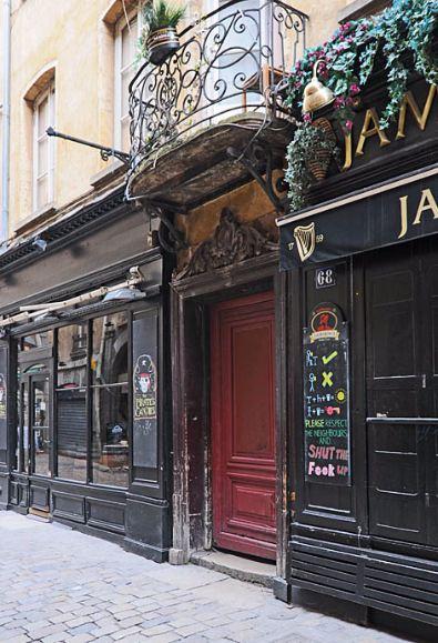 traboule 68 rue saint jean