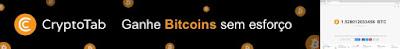 Cryptotab...ganhe bitcoins sem esforço