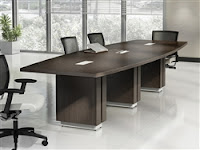 Zira Powered Conference Table