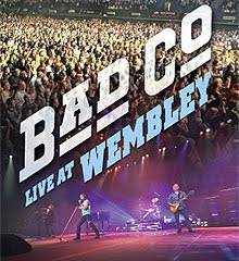Bad Company – Live At Wembley – CD / DVD 2010/2011