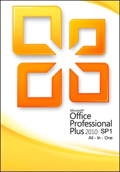 Download - Microsoft Office 2010 Professional Plus