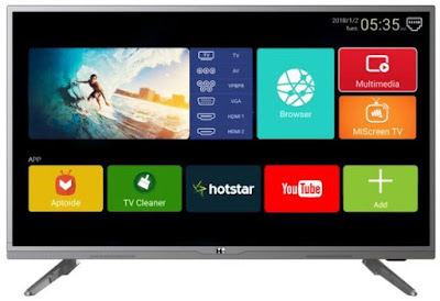 smart tv mi, smart tv sony, smart led tv 32 inch, smart tv price 32 inch, cheapest smart tv with built in wifi, smart tv price 42 inch, best 40 inch smart tv in india, smart tv 32 inch with wifi, Smart TV Reviews: YU Yuphoria Smart LED TV