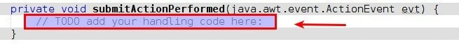 Pasang Source Codenya disini